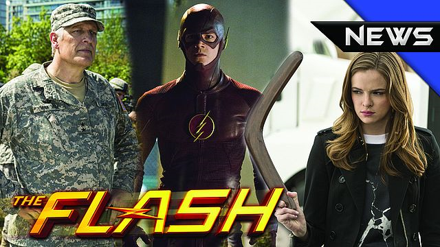 DGM Classic Boomerang featured in The Flash TV show on CW, Season 1 episode 5